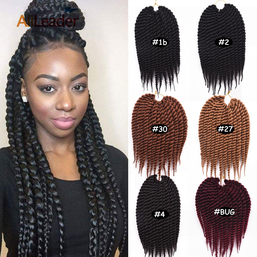 Crochet Box Braids 12 Inch : Crochet Braids 12 Inch Color Synthetic Braiding Hair Crochet Braid ...