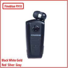 Fineblue F910 8615 Mini portable Wireless Bluetooth Earphone Headset In-Ear Vibrating Alert Wear Clip Hands Free For Phone(China)