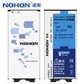 100% originales nohon batería g5 para lg g5 h868 h860n H860 F700K H850 H820 H830 VS987 Paquete Al Por Menor de Alta Capacidad 2800 mAh