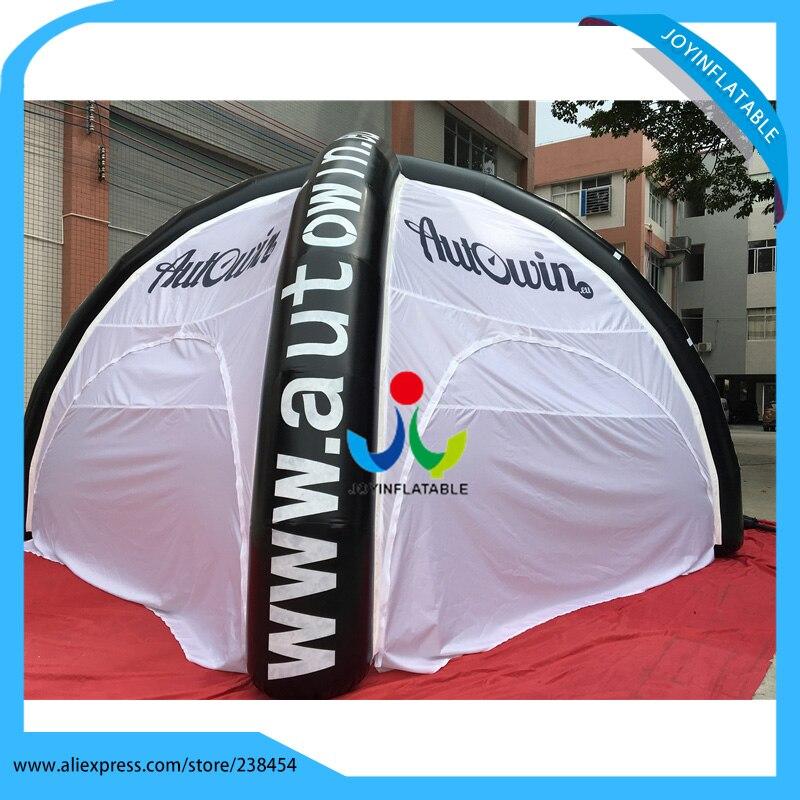 inflável aranha barraca inflável para venda com logotipo personalizado