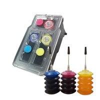 1X CL 511 CL 511XL CL511 CL 511 refillable ink cartridge compatible for Canon iP2700 Pixma MP250 270 280 480 MX320 330 340