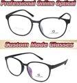 F 063 [ linha optitian ] personalizado feito de lentes de óculos de leitura + 1 + 1.5 + 2 + 2.5 + 3 + 3.5 + 4 + 4.5 + 5 + 5.5 + 6 + 7