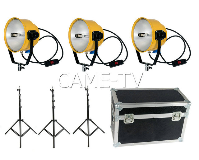 3*2000W 220V Yellow Head Fresnel light Continuous Video Studio Lighting Tungsten Light Kit  sc 1 st  AliExpress.com & Aliexpress.com : Buy 3*2000W 220V Yellow Head Fresnel light ... azcodes.com