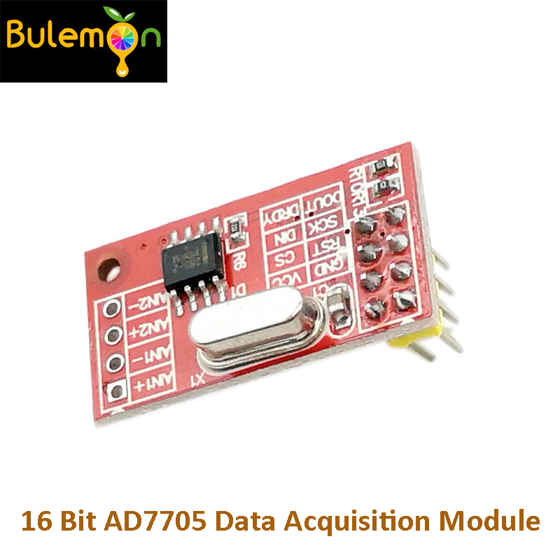 Cheap Sale Ads1256 24 Bit Ad High Precision Acquisition Module Labview Stm32f103c8t6 Ad Module Long Performance Life Air Conditioner Parts