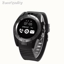 SW007 ZoneQuality Bluetooth Relógio Inteligente Apoio Câmera Cartão TF SIM Homens Relógios Smartwatch para Samsung Huawei Android Telefone