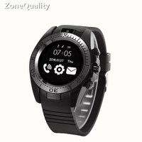 ZoneQuality Bluetooth Smart Watch SW007 Support SIM TF Card Camera Men Watches Smartwatch for Samsung Huawei Android Phone