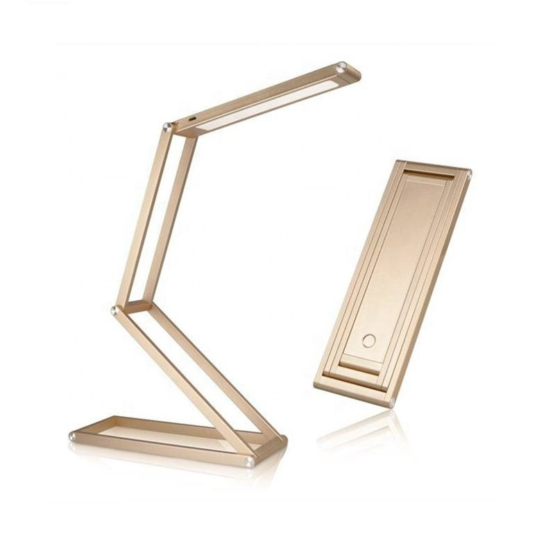 Portable 4-segment folding LED Night light and multifunctional table lamp