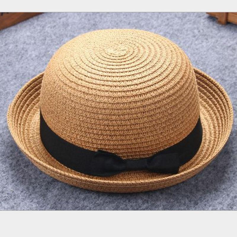 uşaq Qız oğlan yetkin kişi qadın yay üslublu şapka İngilis - Körpələr üçün geyim - Fotoqrafiya 2