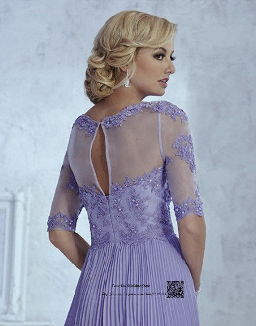 Elegant Lavender Plus Size Mother of the Bride Lace Dresses Vestido de  Madrinha Chiffon Pants Suit Wedding Long Evening Gowns-in Mother of the Bride  Dresses ... 2ea077030fed