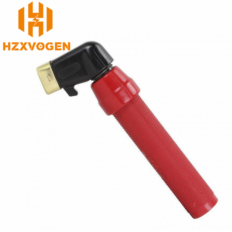 HZXVOGEN 400A Electrode Weld Holder MMA Welding Accessories ARC Welding Holders For Arc WelderHZXVOGEN 400A Electrode Weld Holder MMA Welding Accessories ARC Welding Holders For Arc Welder