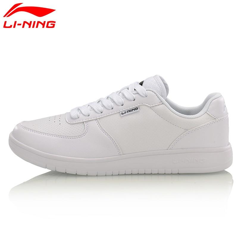 все цены на Li-Ning Men Superwave Walking Shoes Streetwear Leisure Wearable Breathable LiNing Sneakers Sports Shoes AGLM013 YXB080 онлайн