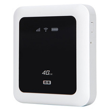 Portable 5200mAH Power Bank Wireless Router 100Mbps 3G 4G LTE Mobile Wifi Hotsport SIM Card Travel