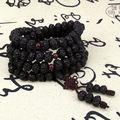 9 мм тибетский буддизм 108 Tianyizi бодхи семена четки бусины лаки мала ожерелье