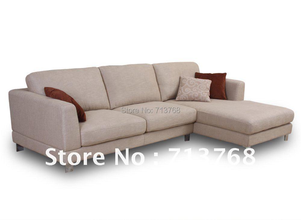 muebles modernos sala saln sof de tela sof esquina mcnochina