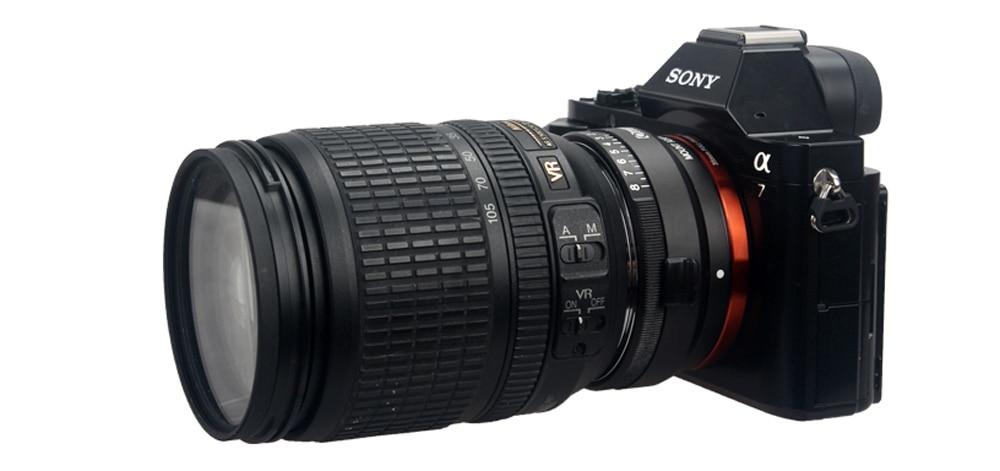 Adapter za spajanje objektiva s priključnicom za blende za - Kamera i foto - Foto 5