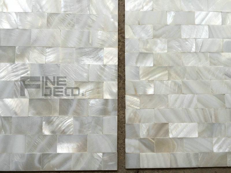 Metro Tegel Wit : Metro tegel wit angel wit zoetwater shell tegel naadloze op mesh