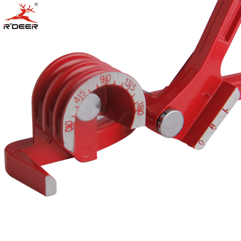 RDEER Tube Bending Machine 180 degree Air Conditioning Brass Aluminum Pipe Bender 1/4  5/16  3/8  Bending Tools-in Wrench from Tools on Aliexpress.com ...  sc 1 st  AliExpress.com & RDEER Tube Bending Machine 180 degree Air Conditioning Brass ...