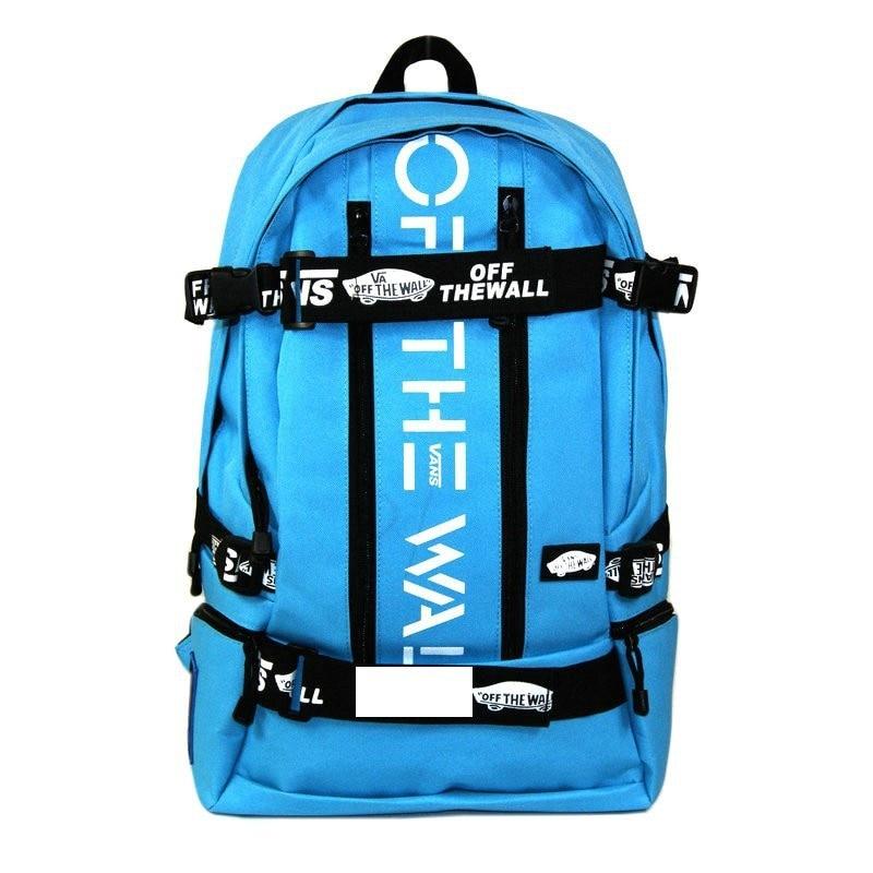 Ofertas 2014 New Arrival Outdoor Sport Skateboard Backpacks Brand Men Women Kick Scooter Bags School Bag In From Luggage On