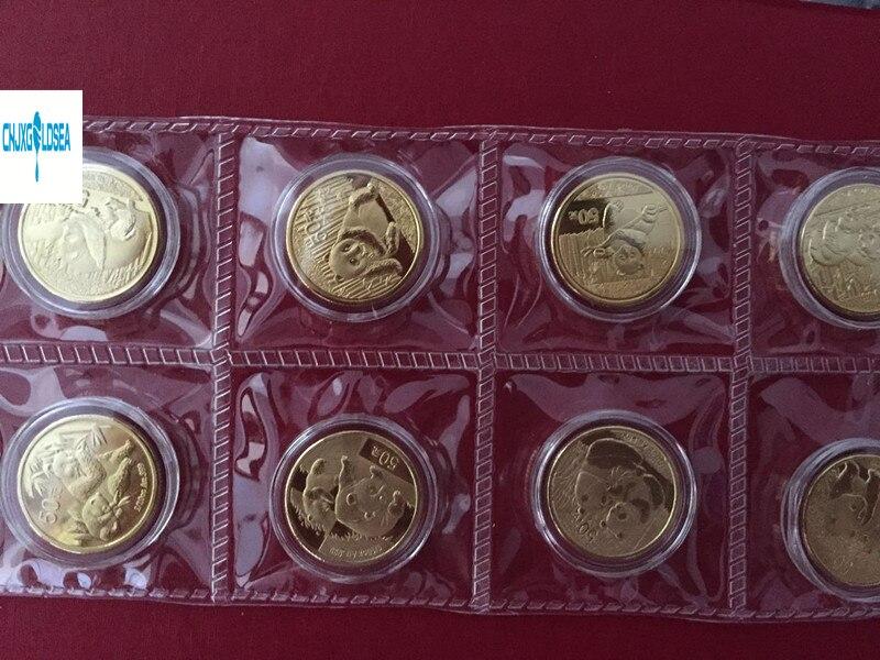 1oz gold coin золотая панда бесплатная доставка