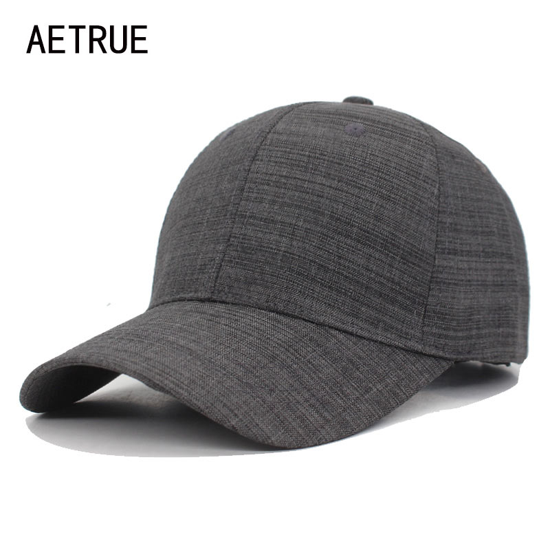AETRUE Fashion Baseball Cap Men Snapback Caps For Women Gorras Casual Hip Hop Female Cotton Dad Casquette Male Baseball Hat Cap