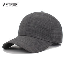 AETRUE Fashion Baseball Cap Men Snapback Caps For Women Gorras Casual Hip Hop Female Cotton Dad