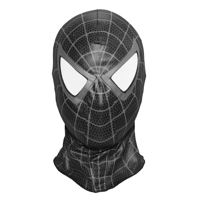 black spiderman mask - photo #32