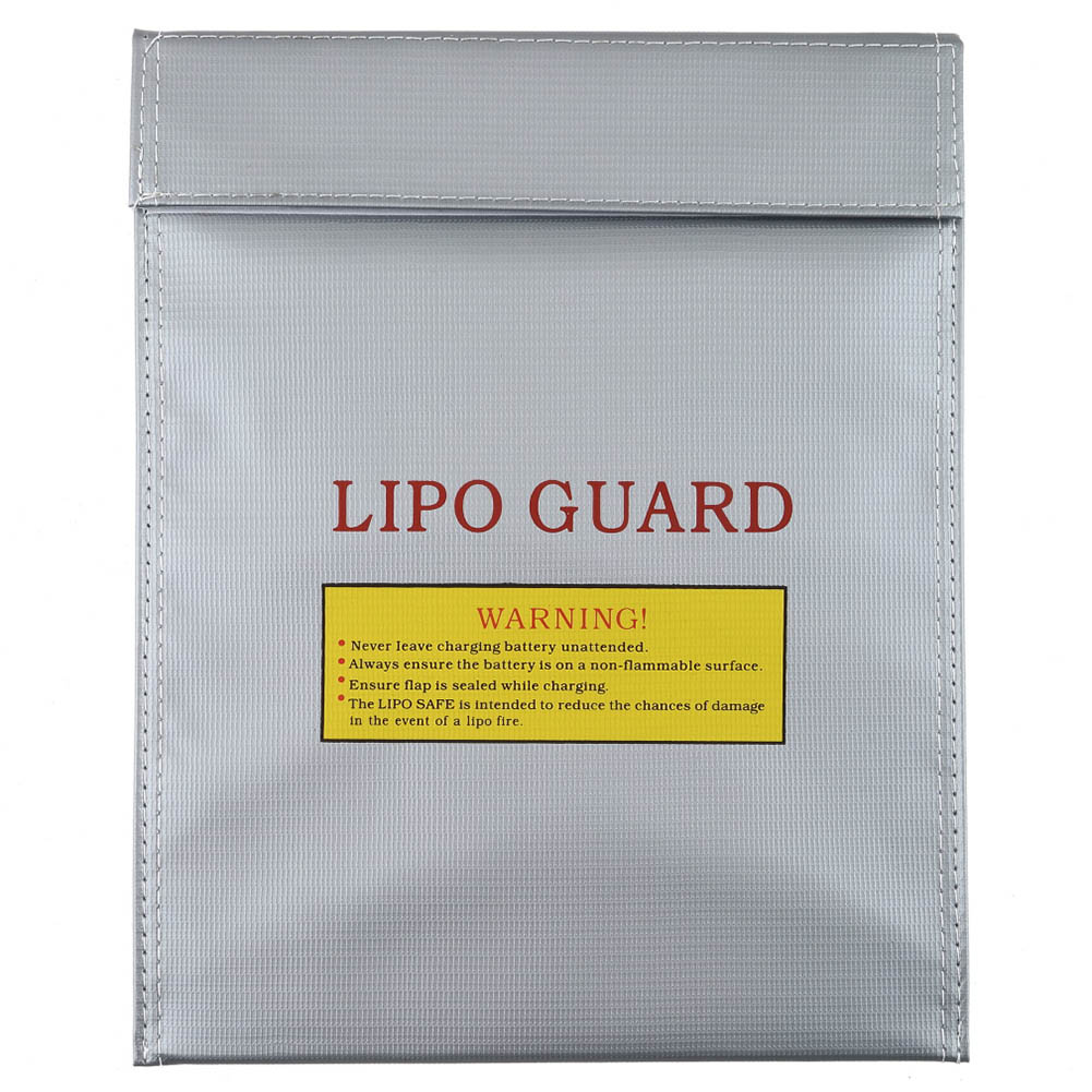 Hot Selling RC LiPo Li-Po Battery Fireproof Safety Guard Safe Bag Charging Sack -17
