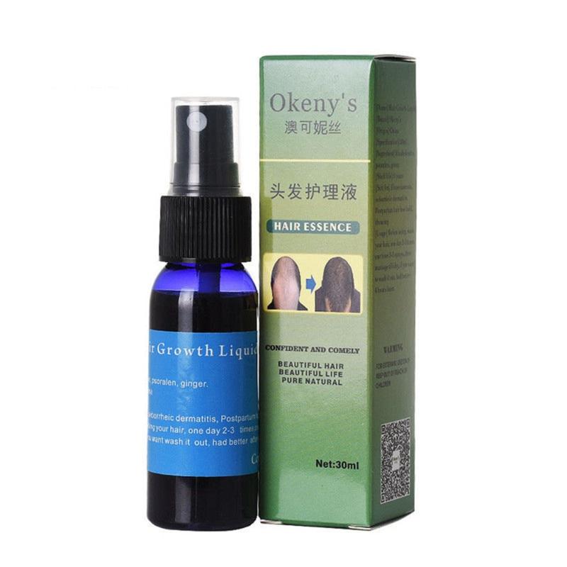 Dropship Hair Growth Essential Oils Serum Essence Nut Hair Care Preventing Hair Loss Dense Liquid Treatment Health Care Beauty