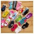 Bebé recién nacido se aplacan los calcetines de algodón Puro bebé Animal stock venta piso niños calcetines calcetines de bebé niña y niño de dibujos animados calcetines de algodón