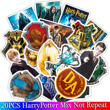 Harry Potter Stickers Anime Gifts Cool Stickers Set For Kids Luggage Skateboard Laptop