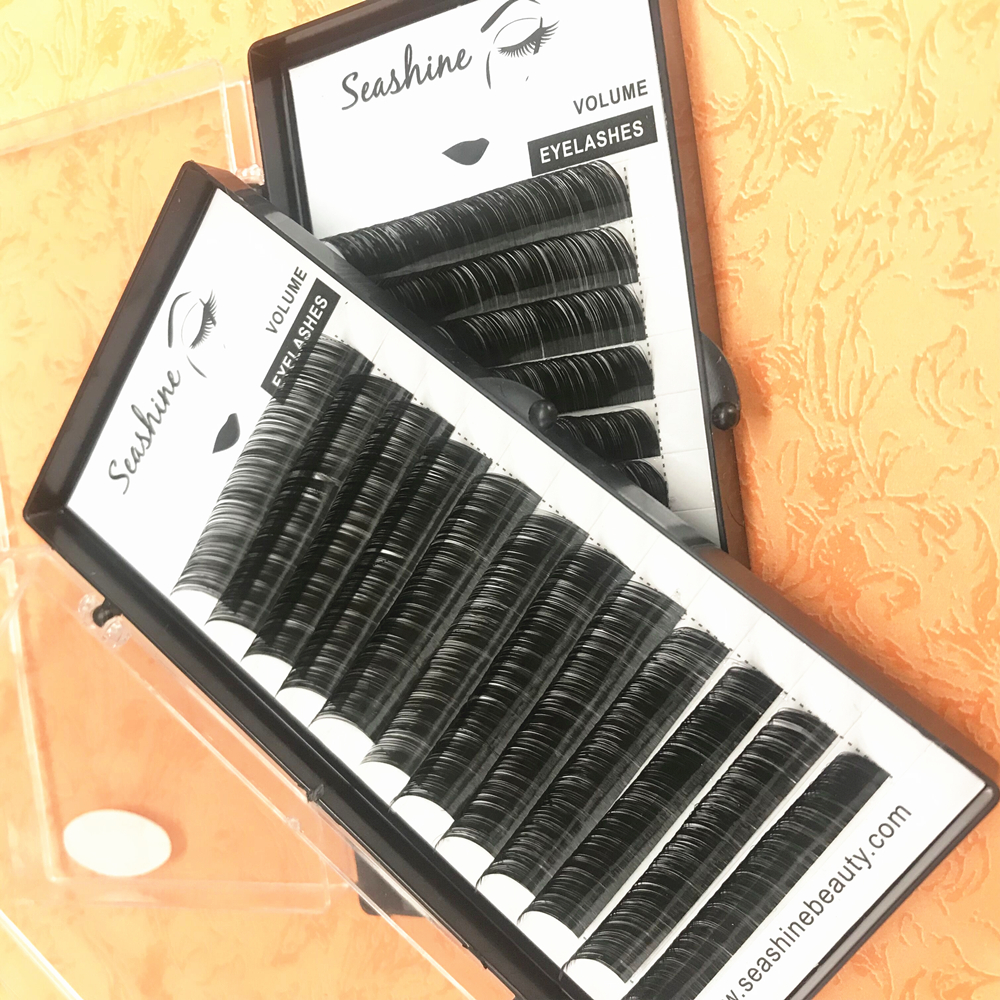 Beauty Essentials Collection Here Big Eyes Secret Individual Lashes0.10 C D L Curl All Length Handmade High Quality Eyelash Extensions Professional Free Shipping False Eyelashes