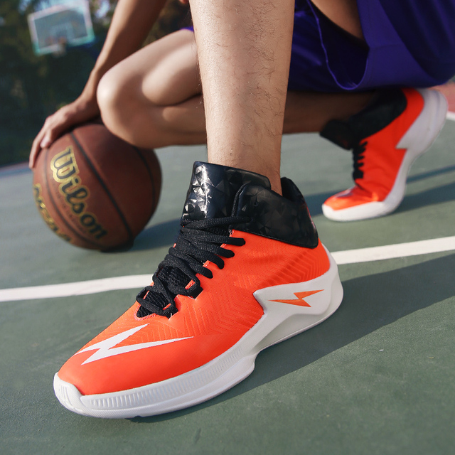 timeless design 3f6ad 93b79 Hot Jual Sepatu Basket Superstar Hype Jordan Basket-Ball Sepatu Nyaman  Olahraga Sepatu Ringan Pria