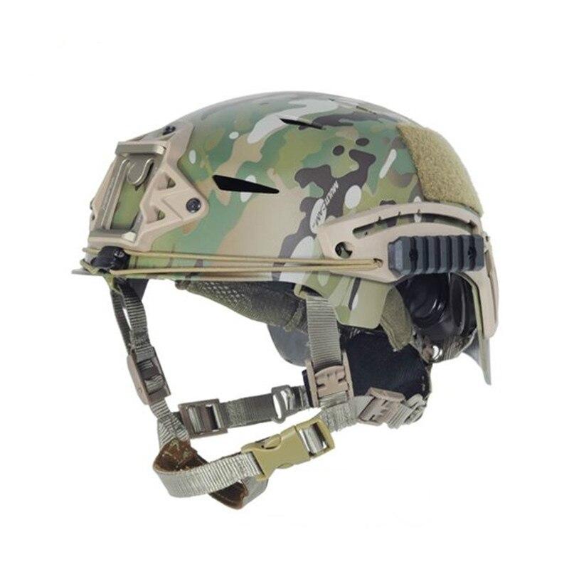2019 FMA Réel Cascos Paintball Wargame Tactique Couvre-casque Tissu Armée Airsoft Tactique Militaire Pour Tactique Escarmouche Airsoft