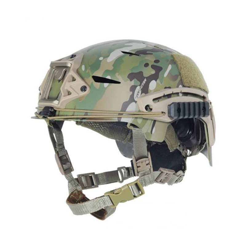 2019 FMA Real Cascos Paintball Wargame Tactical Helmet Cover Cloth Army Airsoft Tactical Military For Tactical Skirmish Airsoft-in Helmets from Sports & Entertainment    1