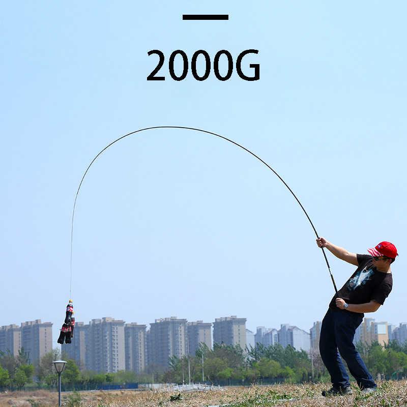 Телескопическая удочка высокого качества из углеродного волокна 3,6 м-10 м ультра легкий жесткий дорожный Карп удочка VBONI