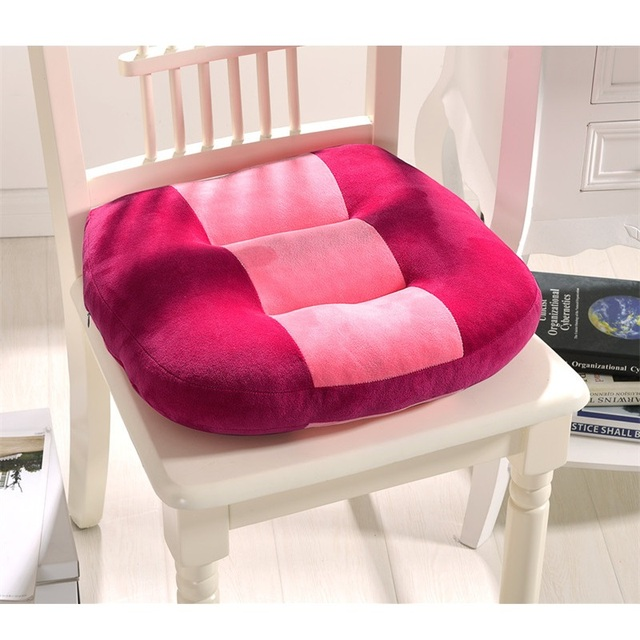 Quality Thicken Multicolor Chair Cushion Mat 11 Styles Comfortable Seat  Cushion Mat 40*40cm Floor