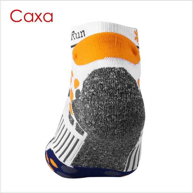 Caxa all season Professional Mens Sport Socks EU 39 to 43 Bradyseism Running Sock Quick Dry Climbing Gym Fitness Calcetines