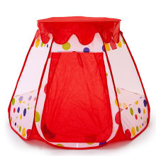 Kids Play Tent Outdoor Baby Toy Princess Portable Games Houses Ocean Balls Pool Toddler Playpen Kid Game Tents Children TD0026(China)