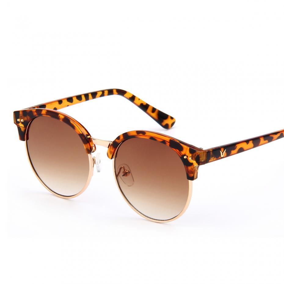 3946dc67a5 Moda 100% Ronda Uv400 gafas de gafas de Sol Para Niños Para Niños Niñas  Bebé Marca Diseñador Gafas de Sol Para Niños Lentes de Espejo Marco de  Medio en ...