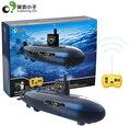 O melhor Presente festival grande submarino controle remoto de 6 canais RC submarino submarino nuclear modelo navio de brinquedo Crianças Brinquedo criativo