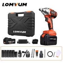 LOMVUM Brushless Electric Wrench…