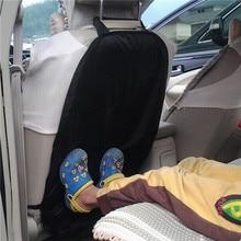 Заднем сиденье автомобиля протектор ребенок удар колодки ребенок анти ногами коврик для toyota avensis chr C-HR блеск h530 v5 FRV H230 h320 V3