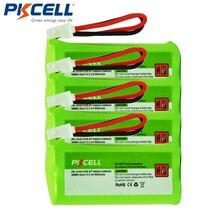Аккумуляторная батарея для домашнего телефона, 4 шт., для модели 266342, 283342, 162342, 1623421, 183342, 262342, 266342