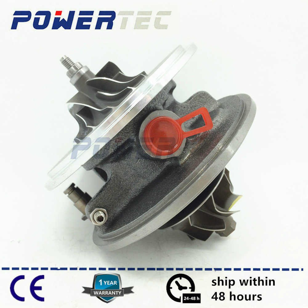 POWERTEC GT1749V turbine parts for Volkswagen Passat B5 1.9 TDI AHH AFN 110HP - Turbo core assy CHRA 454231-5005S / 454231-0001 turbo cartridge chra gt1749v 454231 454231 5007s 028145702h 028145702hx for audi a4 a6 vw passat b5 avb bke ahh afn avg 1 9l tdi