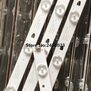 Image 5 - 1 סט = 4 חתיכות עבור LE40F3000WX LK400D3HC34J Led תאורה אחורית JVC LT 40E71(A) LED40D11 ZC14 03(B) 30340011206 11 מנורות
