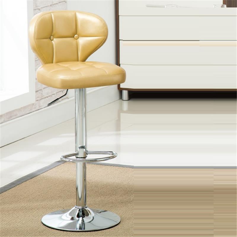 Table Ikayaa Barkrukken Fauteuil Sedie Stoelen Banqueta Todos Tipos Sandalyeler Leather Cadeira Stool Modern Silla Bar Chair
