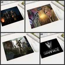 XGZ Small Size No Lock Game MousePad 22X18 25X20 29X25CM Games Mouse Pads Rubber Warface Laptop