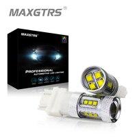 2x High Power T25 3157 80W CREE XBD LED Bulbs For Turn Signal Brake Bulbs Brake