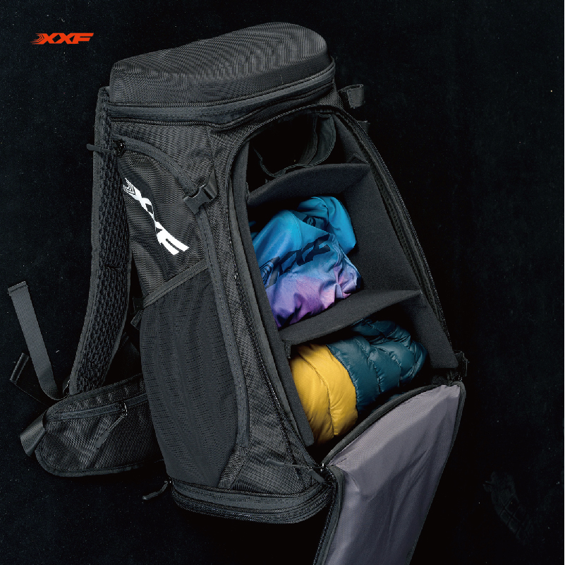 80L Cycling Backpack 1680D Nylon Waterproof bag Transtion Triathlon Bike Outdoor Riding Traveling Backpack