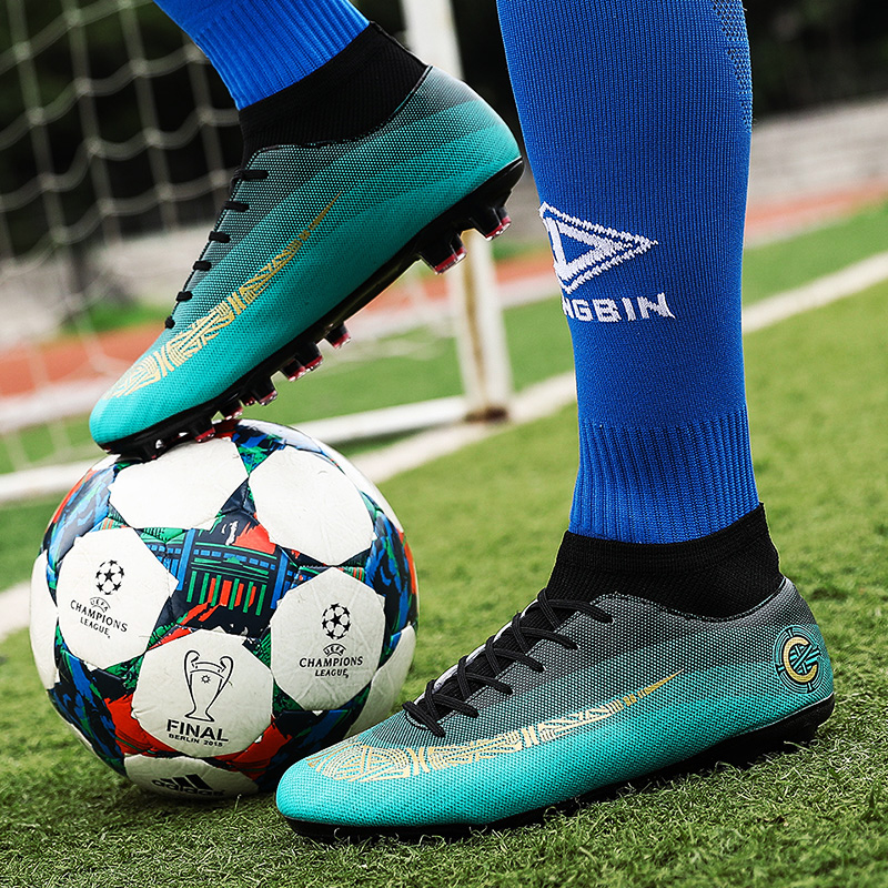 e129b43ea59 Superfly VI 6 FG Football Boots Mens Cr7 Soccer Cleats Training Soccer Shoes  2018 Chuteira Futebol Profissional Scarpe Da Calcio-in Soccer Shoes from  Sports ...